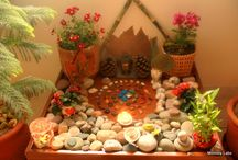 altars/nature tables / by jen