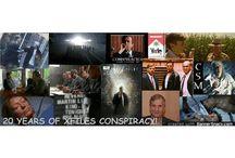 XFiles 20th Anniversary Tribute / by RHeart Network