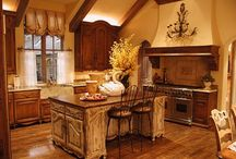 Tuscan Home Design / by Artsy Albums