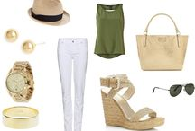 Get in my closet! / Outfit inspiration or things that just really need to get in my closet! / by Lauren Donihue