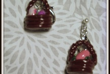Miscellaneous Stitch Markers / by Twtywill Yarn Accessories