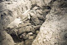 World War I / by Hansa Tingsuwan