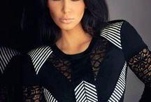 Kim Kardashian / by Andrea Mijoska