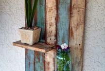 Perfect pallet work / by Viviane Ellis