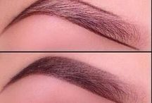 Eyebrows / by Tina Targia