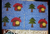 Quilting / by Kelly