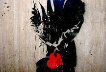 Street art / by Arlynn Bloom