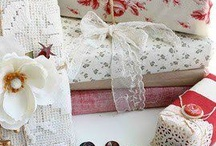Gift Ideas / by Nanalulus Linens and Handkerchiefs