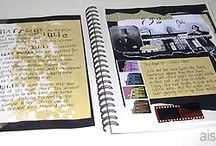 Art Journaling / by Sarah White/Our Daily Craft