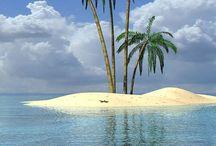 Beach Fantasy / by Christina Firfilis Papavasilop
