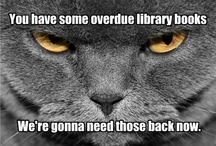 Librarian Humor / Things that we find funny at the library / by Midland County Public Library