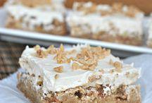 Desserts / by Tammi Orazem