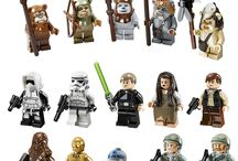 Star Wars + Lego= Happy days / by Jason Waldron