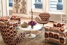 CHI ~ Designer Stalking - Madeline Weinrib / by Cornerstone Home Interiors