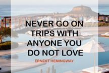 Travel Wisdom Monday / Sharing some of our favorite travel quotes — from stories on TravelAgeWest.com and beyond — with all of you!  / by TravelAge West