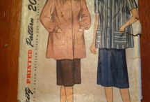 Collections : Vintage Patterns / by Akram Taghavi-Burris