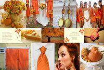Theme: Autumn Wedding Inspiration / Fall Wedding Ideas / by Janice S