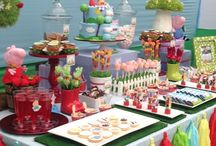 Birthday party ideas / by Tristan Fonseca