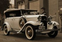 ford cars / by Desmond C