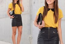 falling for fall fashion / by Elle Marie