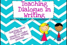 Classroom-Writing / Ideas for Writing in the classroom / by Carly Wizeman