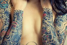 Inked / by Laura