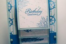 Cards, male / Male cards, birthday, etc / by Sally Debenham
