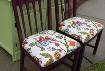Chairs / by Chrissie's Collection