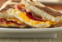 Bacon + Cheese = AWESOME / Food ideas with Bacon and Cheese... Do we need to say more ;)? / by Pillsbury