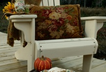 Porch Decorating/Tips for Autumn / by Tamara Key