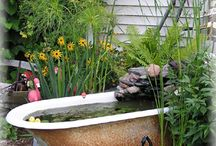 for the yard and garden / some great ideas to make your yard and garden more enjoyable / by Carol Boyd