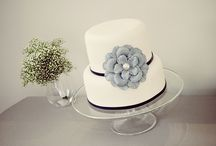 Tiered Wedding Cake / by Diane Castro