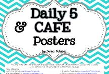 Daily 5 & CAFE / by Tammy Greer Guarno