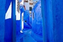 Yves Klein Blue / by Marte Frisnes Jewellery