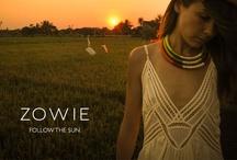 FOLLOW THE SUN LOOKBOOK / by ZOWIE ACCESSORIES