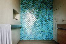 badkamer / by Anne Vijf