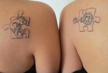 Tattoos / by Amanda Doyle