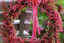 Wreaths / by Ann Roberts Cummins