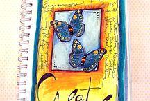 Art Journaling / by Aimee Harrison