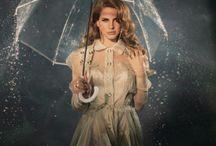 Lana Del Ray / by Anna Claire Elliott