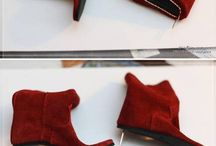 Shoes / by Cat's Niche-n-Stitch
