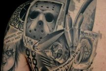AWESOME tats and peircings / Me like / by William Grider