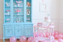 Pretty Parties / by Cakes And Kids