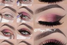 It's Just Makeup / Makeup products and tips I would like to try out. / by Kimberly Purcell