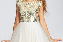 Homecoming dress ideas / by Marlene Jade Miller