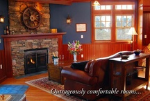 Favorite Places & Spaces / by A G Thomson House Bed and Breakfast