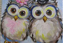 Paintings / by Kimberly Joyner