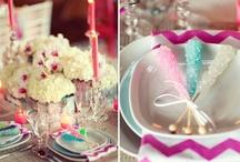 Party ideas / by Kim Hazelwood