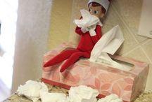 Elf on our shelf / by L. Erin Hilton