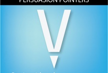 Persuasion Pointers  / They're short, sweet and powerful. Collect all 101. / by FeldmanCreative